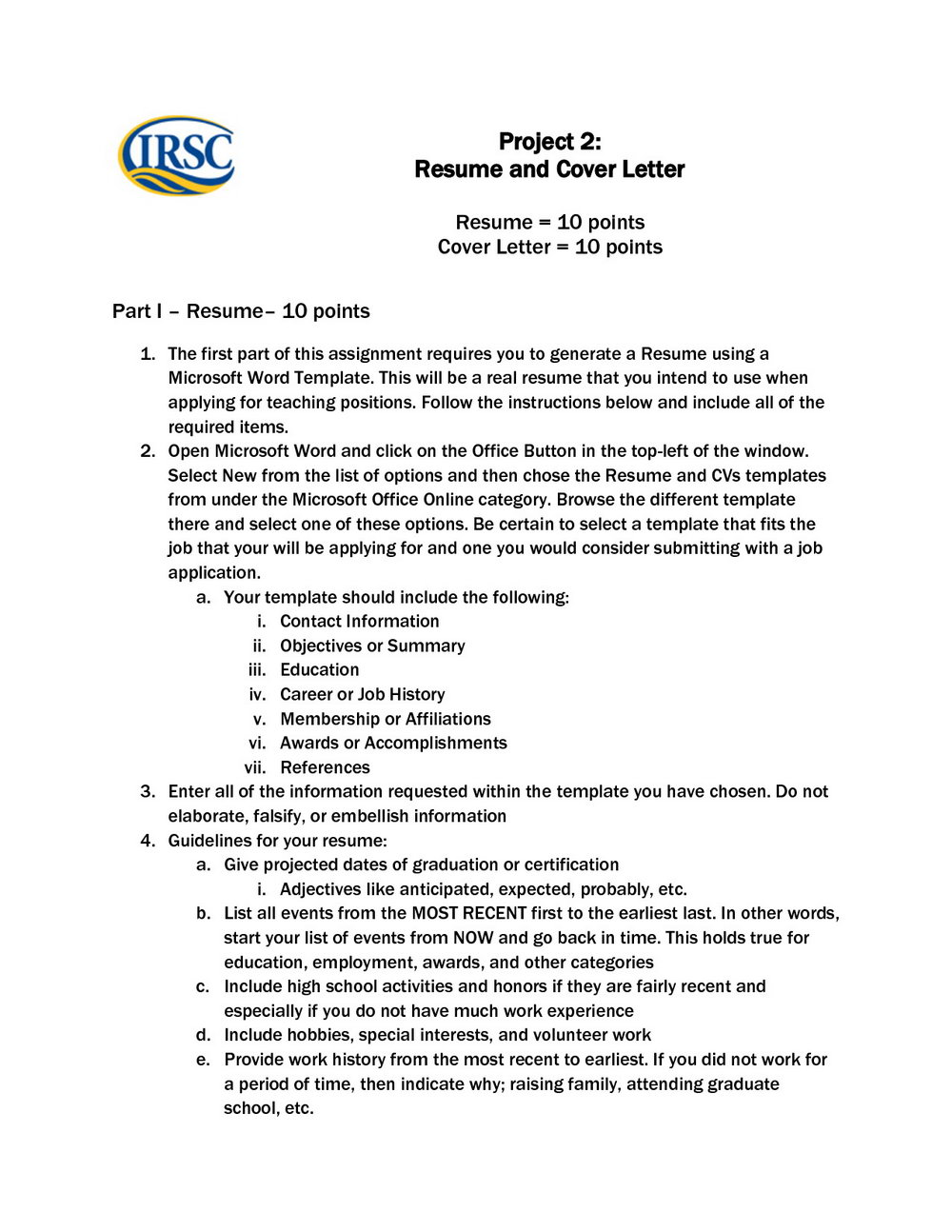 Creative Cover Letter Template Free Download